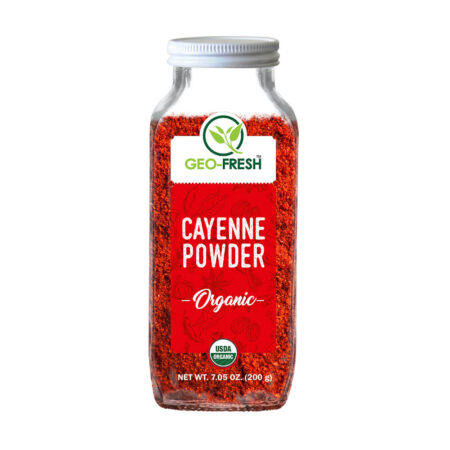 Cayenne-Powder-200g-front