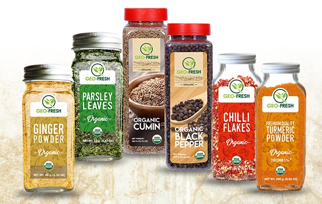 Organci Spices & Herbs