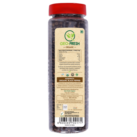 Organic-Black-Pepper-200g-Back