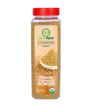 Organic-Coriander-Powder-150g-Front