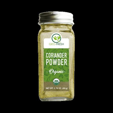 Organic-Coriander-Powder-Front-A