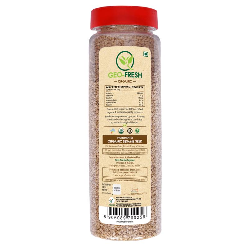 Organic-Sesame-Seed-250g-Back
