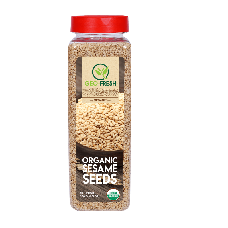 Organic-Sesame-Seed-250g-Front