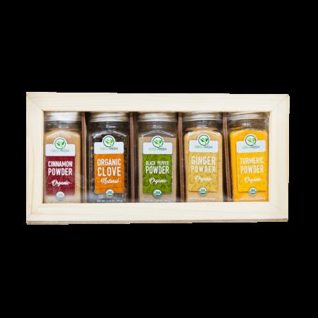 Organic-Spice-Pack