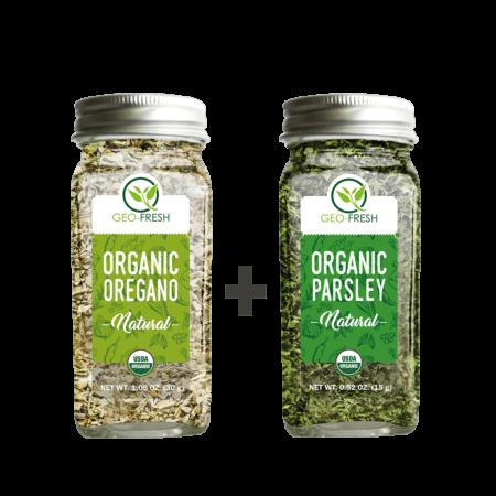 oregano-parsley