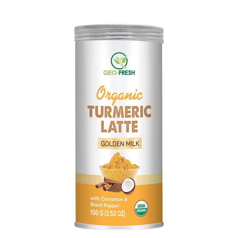 Turmeric Latte Mix - 100G with Cinnamon & Black Pepper